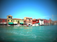 Die Insel Murano bei Venedig