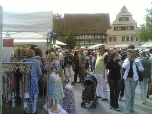 Kunsthandwerkermarkt im Klosterhof Maulbronn
