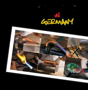 glasschmuck handarbeit deutschland