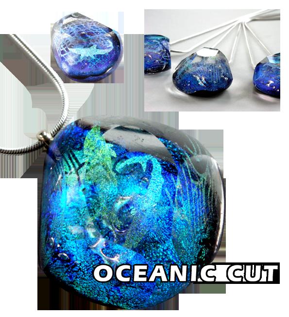 Schmuckserie Oceanic Cut