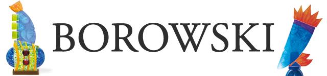 Logo von Borowski Glasstudio