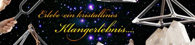 Website für Klangpyramiden