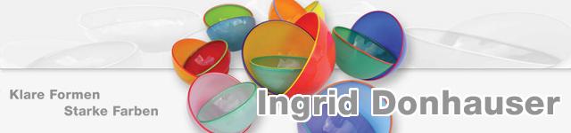 Ingrid Donhausers Webseite