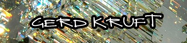 Der Glaskünstler Gerd Kruft